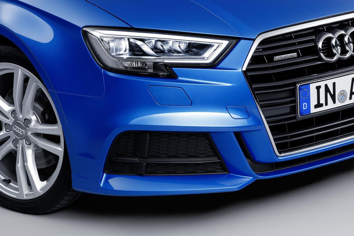 Audi A3 Sedan resimleri
