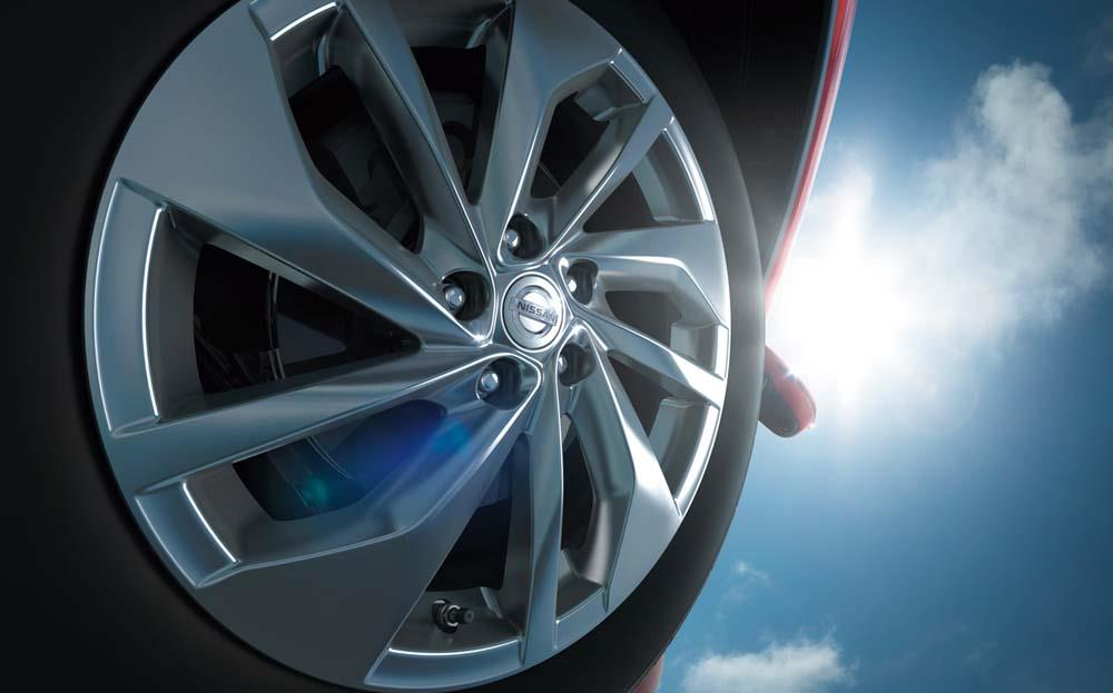 Nissan X-Trail resimleri