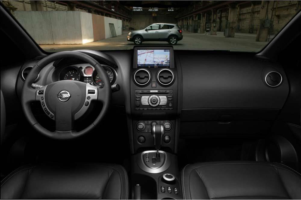 Nissan Yeni Qashqai resimleri