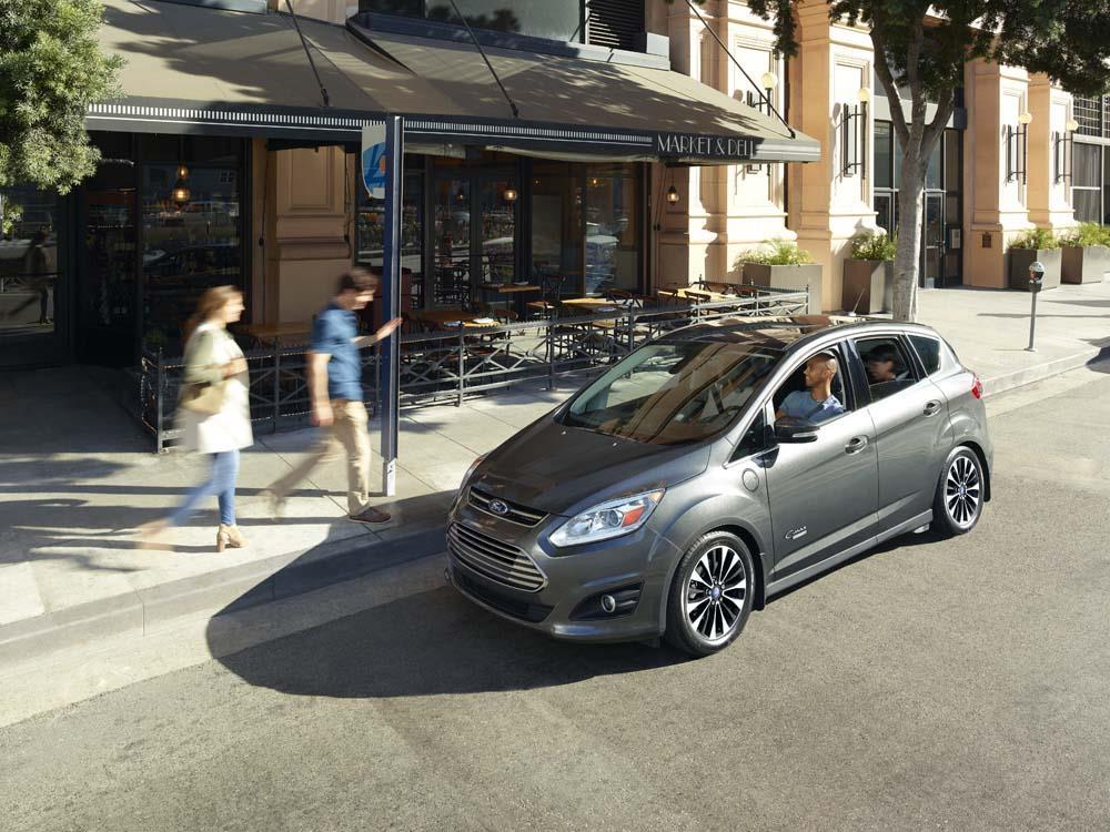 Ford C-Max resimleri