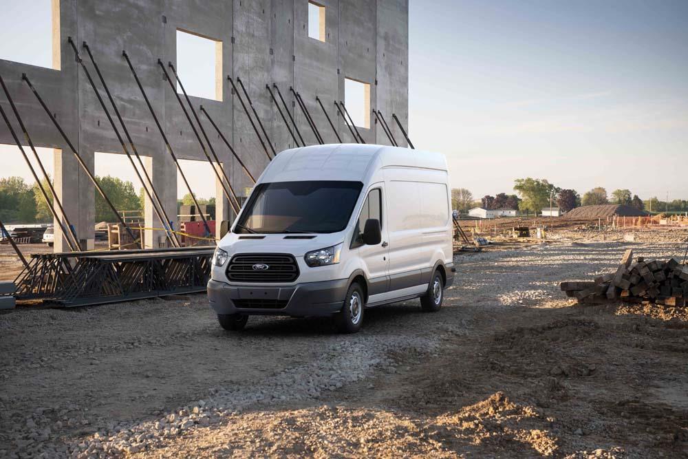 Ford Transit Van resimleri