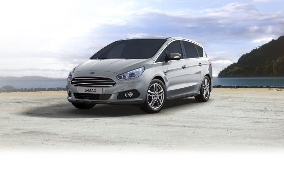 Ford S-Max resimleri