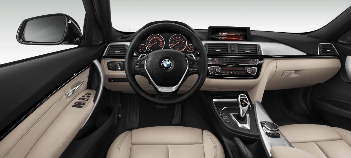 BMW 3 Serisi Sedan resimleri