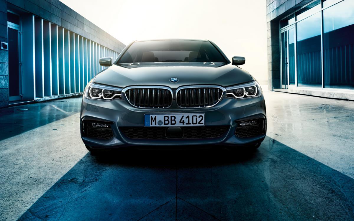 BMW 5 Serisi Sedan resimleri