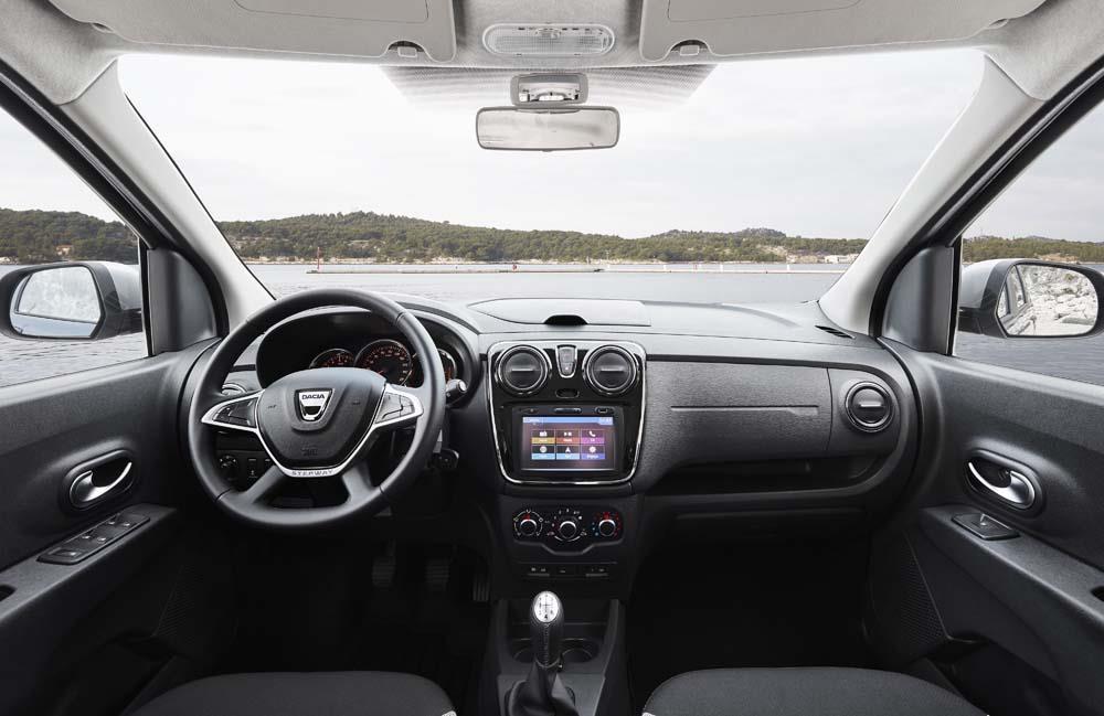 Dacia Lodgy resimleri