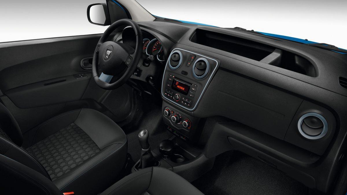Dacia Dokker Combi resimleri