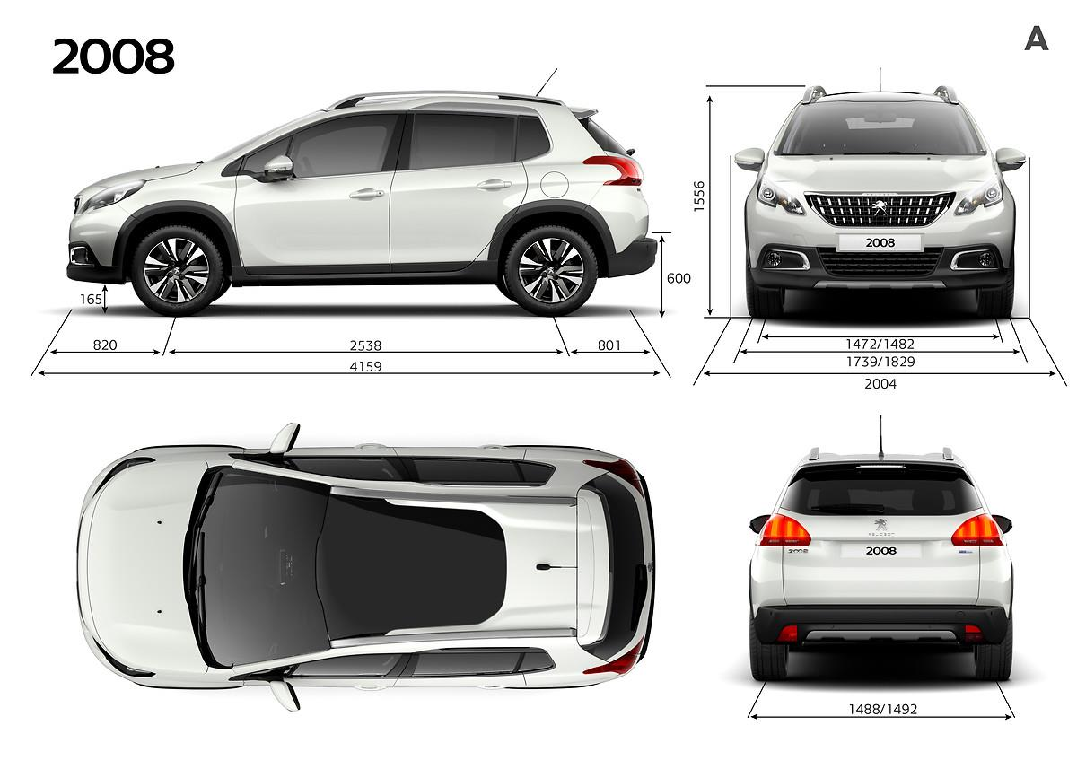 Peugeot 2008 resimleri