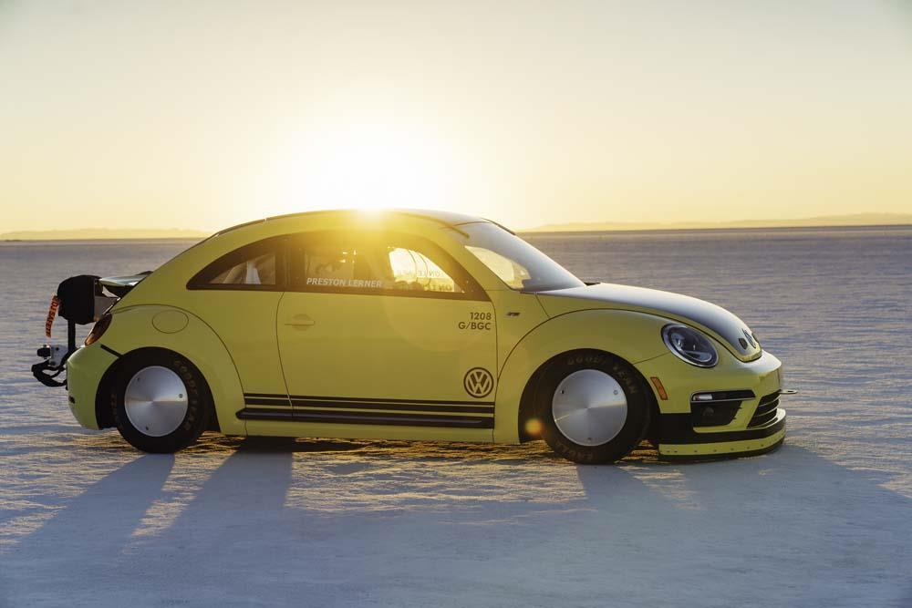 Volkswagen The Beetle resimleri