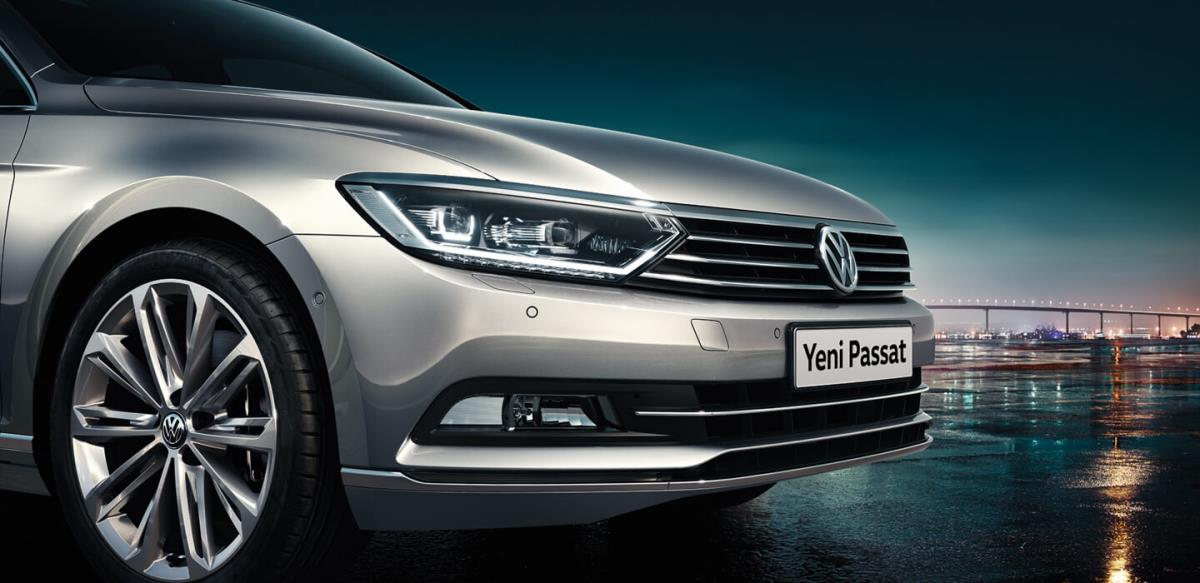 Volkswagen Passat Variant resimleri