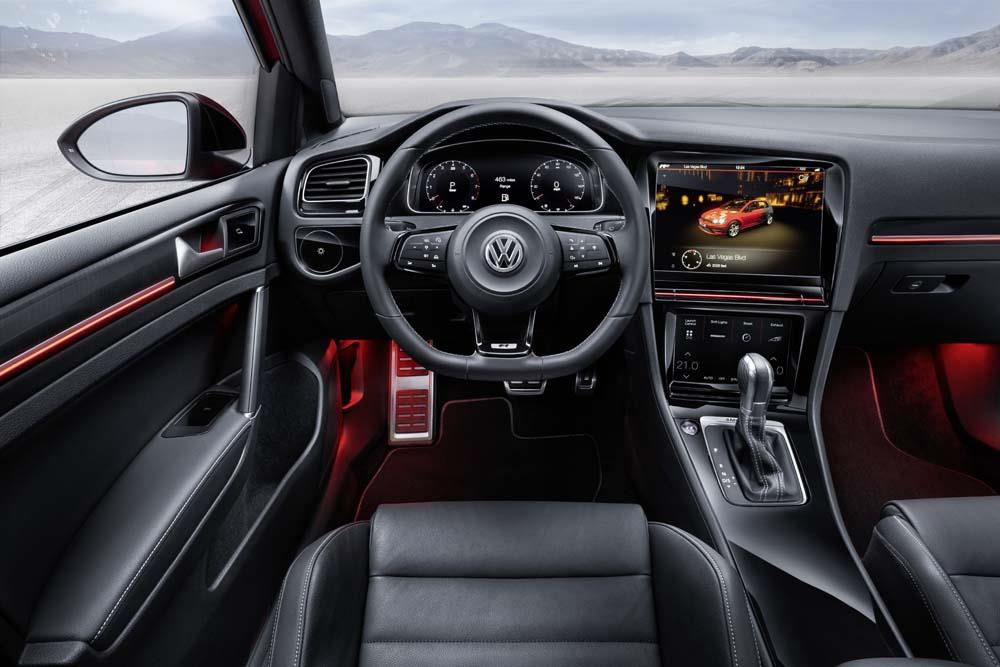 Volkswagen Golf R resimleri
