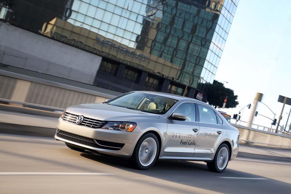 Volkswagen Passat resimleri