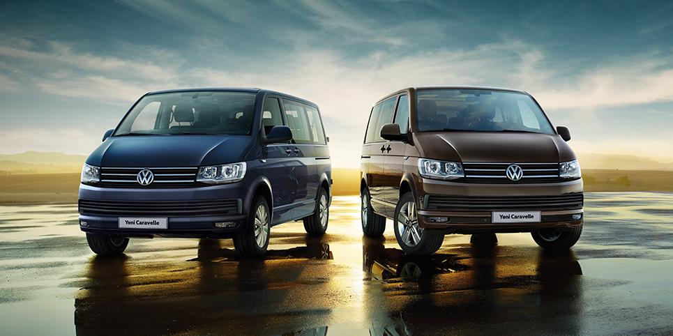 Volkswagen Caravelle resimleri