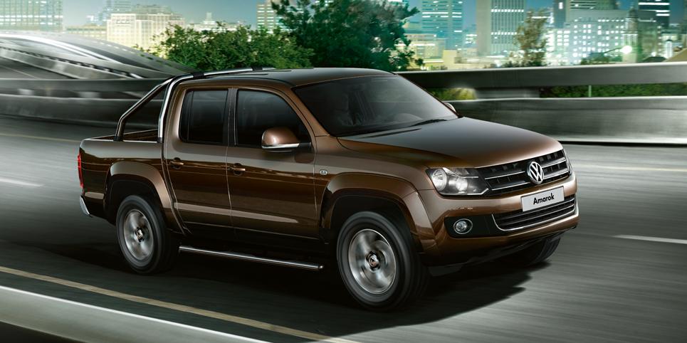 Volkswagen Amarok resimleri