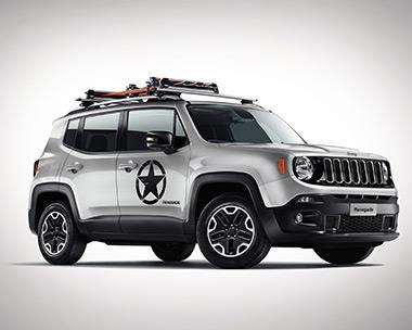 Jeep Renegade resimleri
