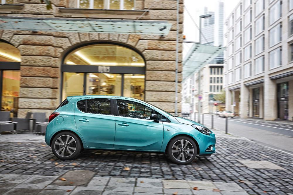Opel Corsa 5 Kapı resimleri