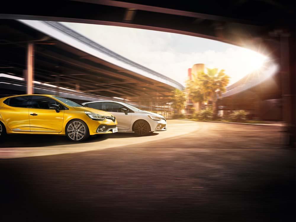 Renault Clio Sport Tourer resimleri