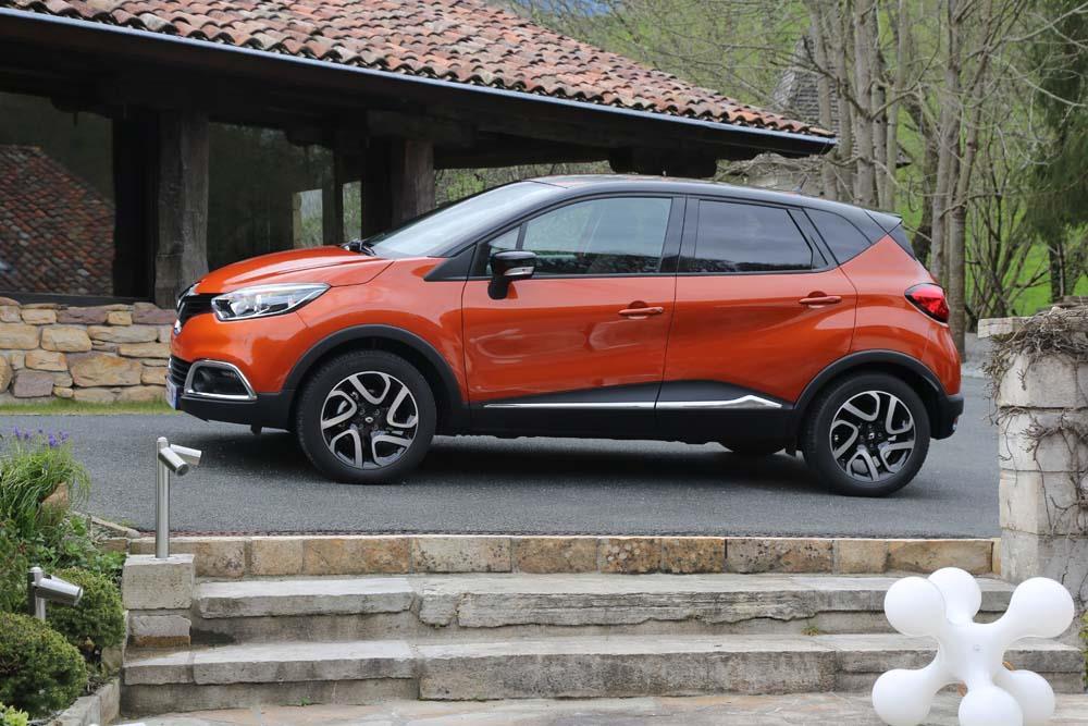 Renault Captur resimleri