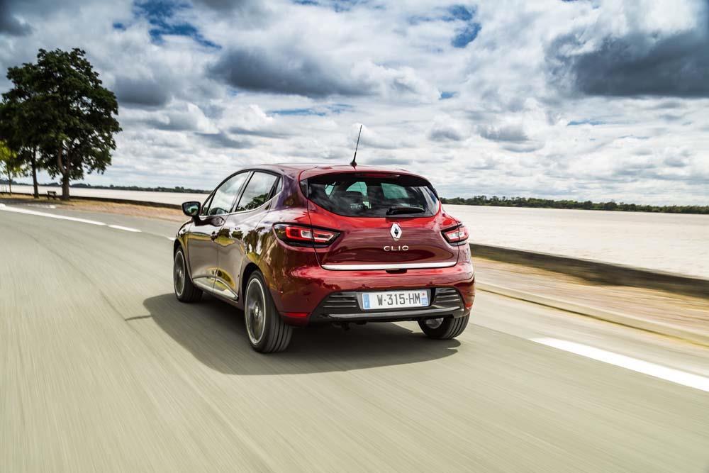 Renault Clio resimleri