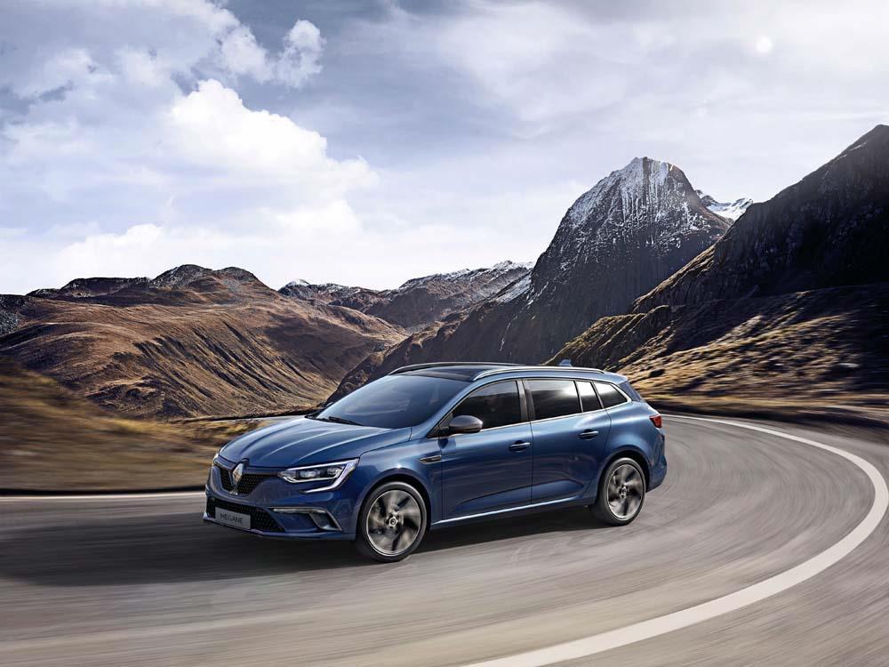 Renault Megane resimleri