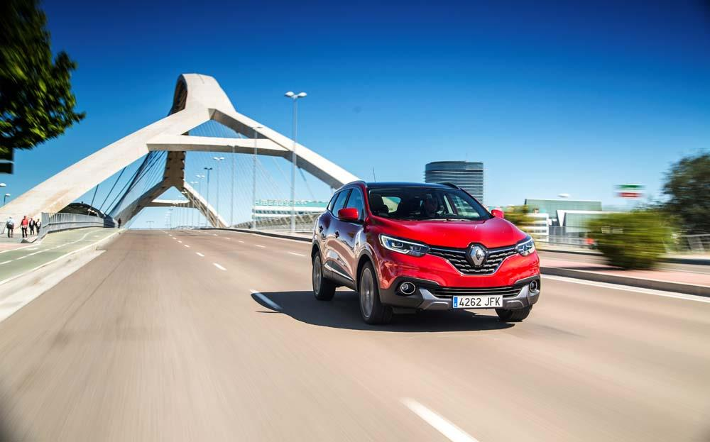 Renault Kadjar resimleri
