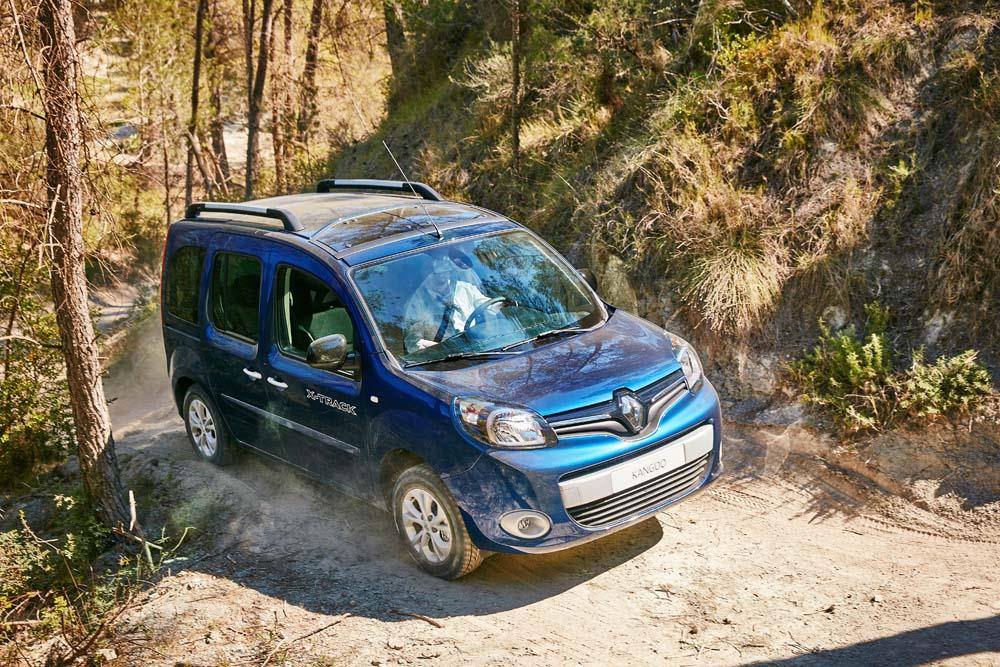 Renault Kangoo Multix resimleri