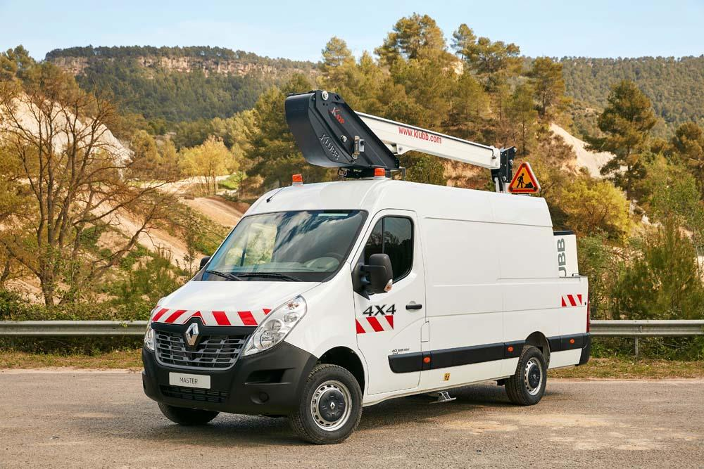 Renault Master Panelvan resimleri