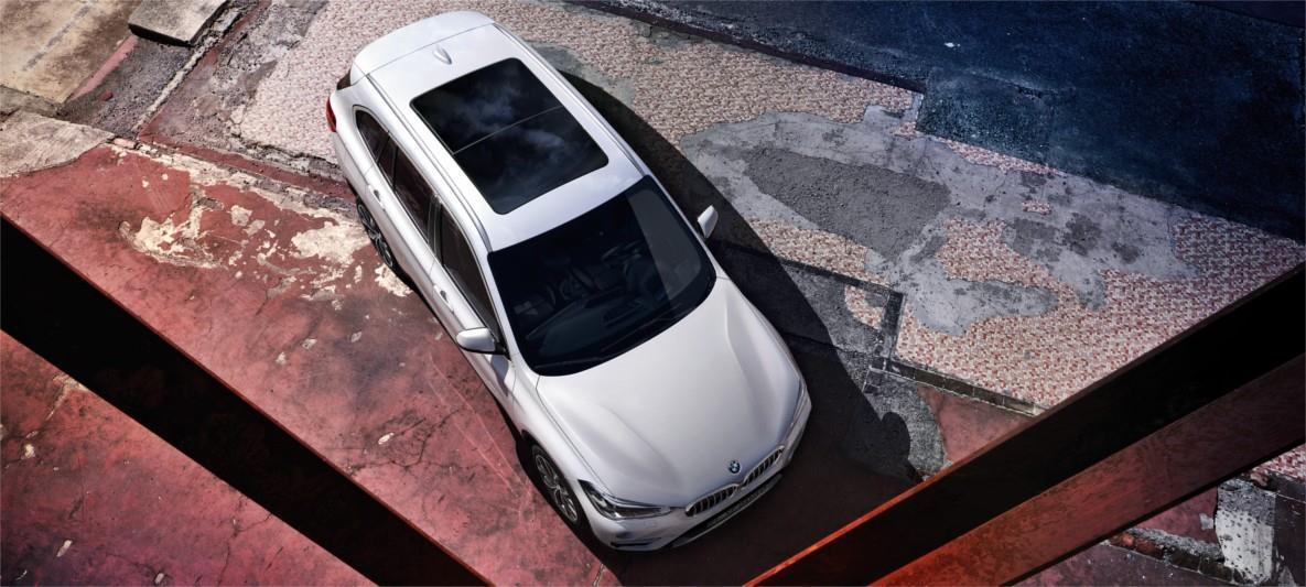 BMW X1 resimleri