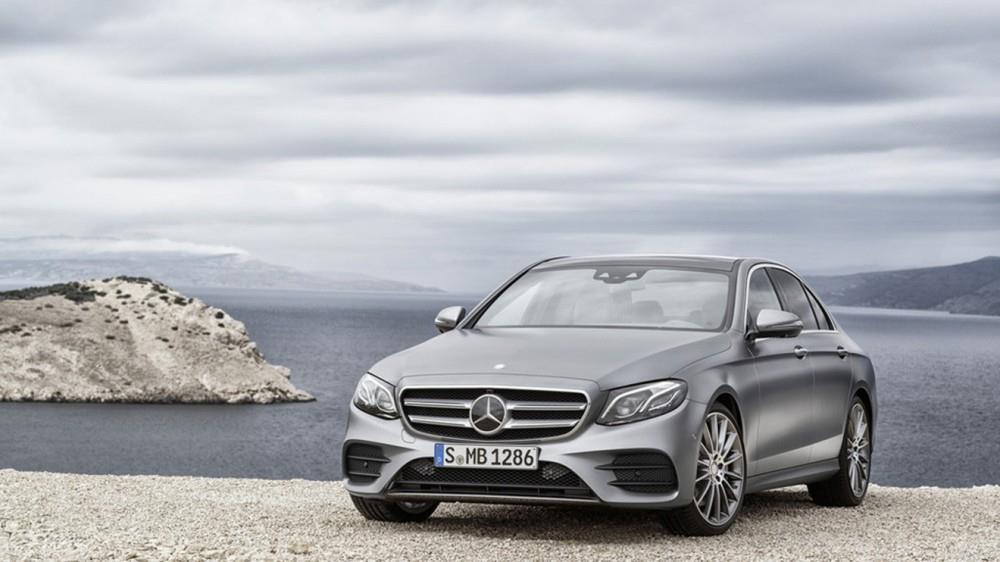 Mercedes E Serisi Sedan resimleri