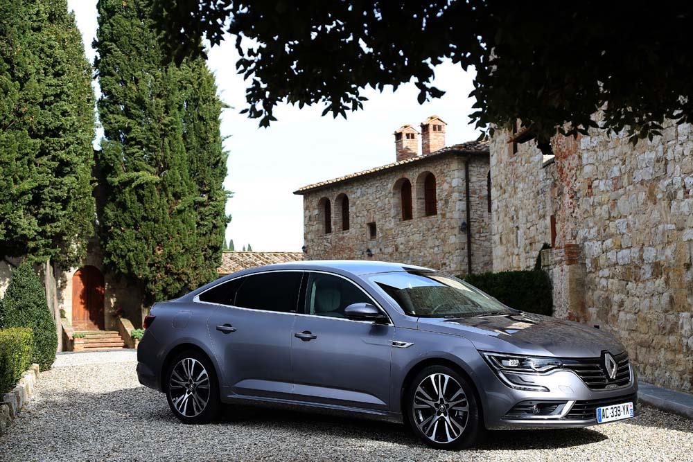 Renault Talisman resimleri