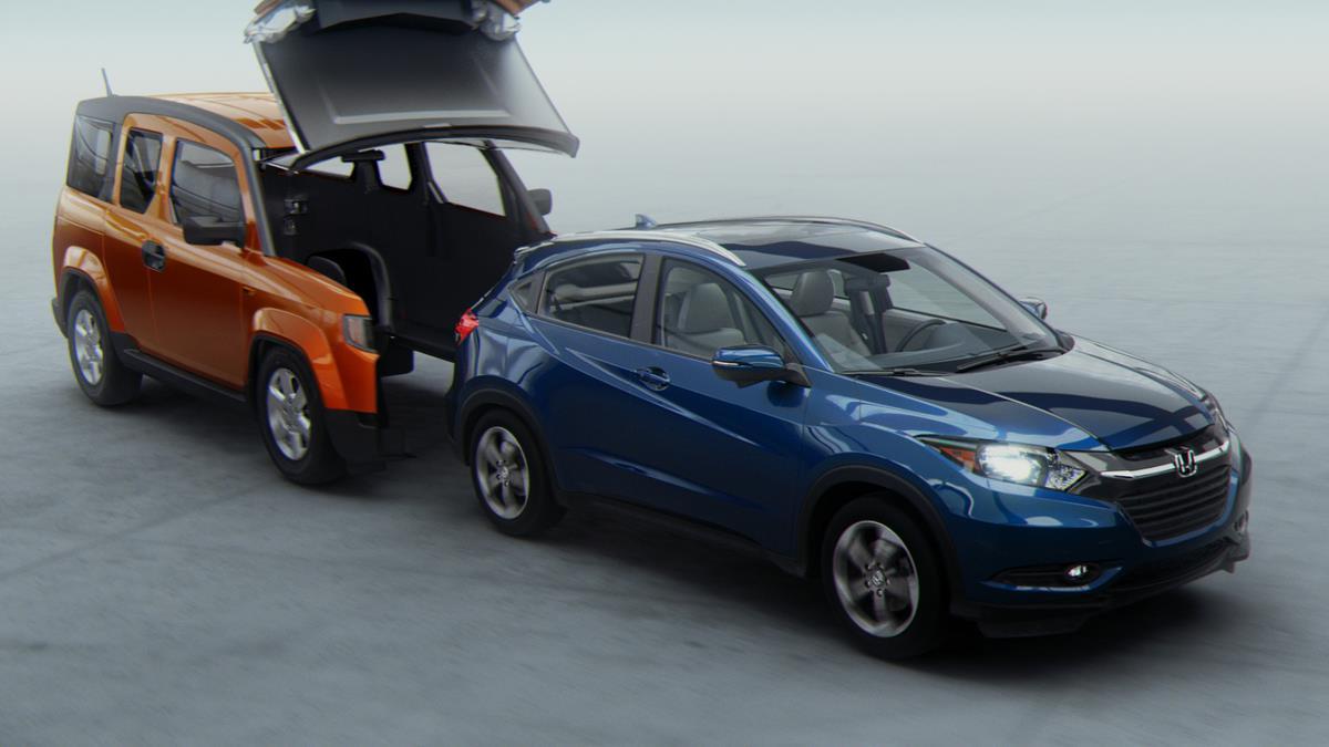 Honda HR-V resimleri