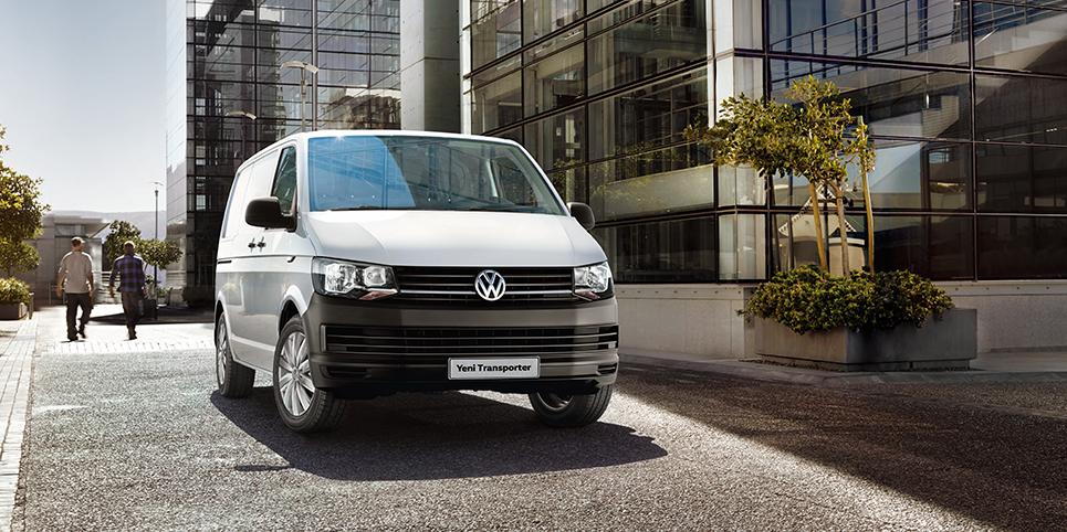 Volkswagen Transporter Panelvan resimleri