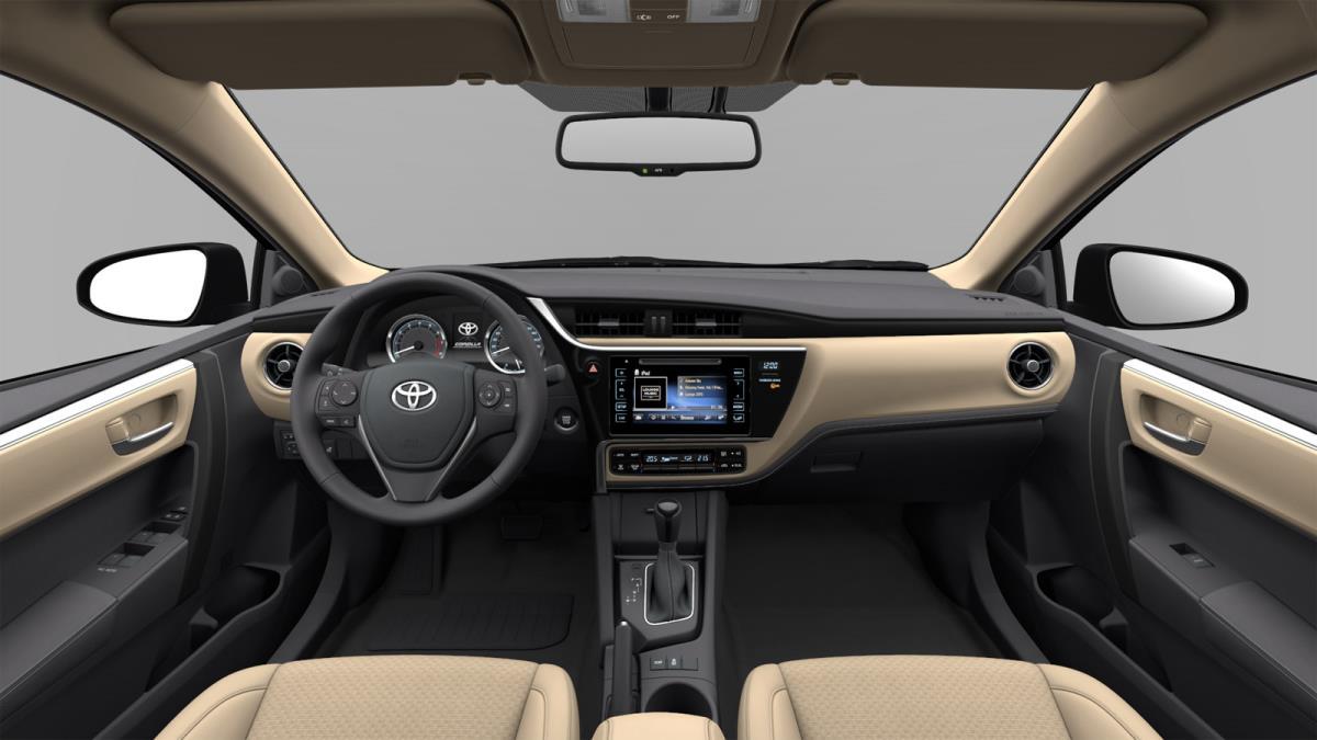 Toyota Corolla resimleri