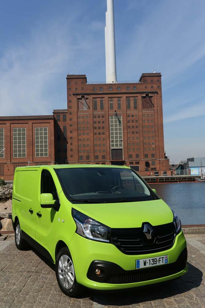 Renault Trafic Panelvan resimleri
