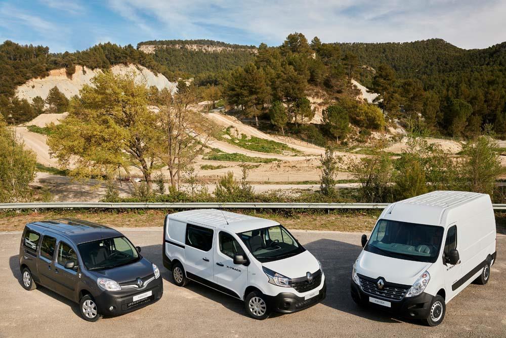 Renault Trafic Multix resimleri