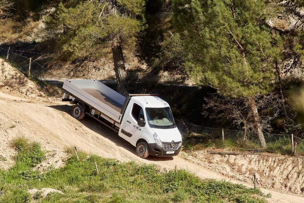 Renault Master Kamyonet resimleri