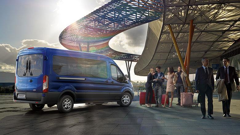 Ford Transit Minibüs resimleri