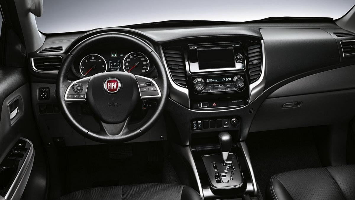 Fiat FullBack resimleri