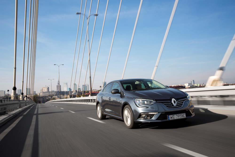 Renault Megane Sedan resimleri