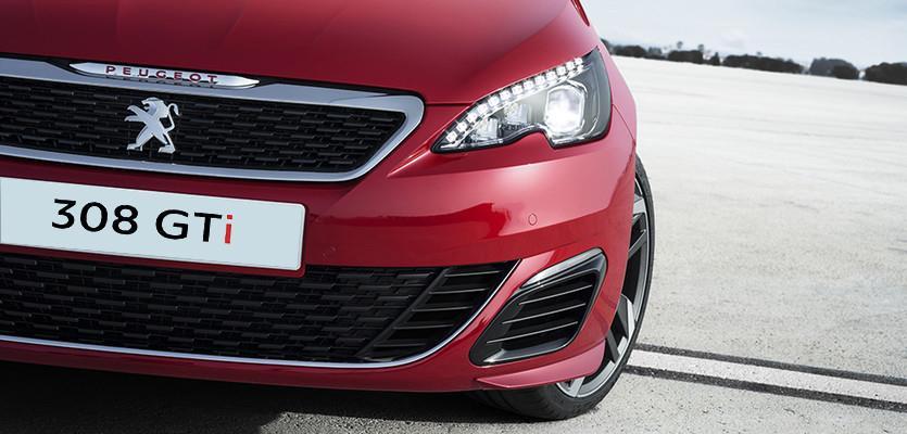 Peugeot 308 GTI Peugeot Sport resimleri