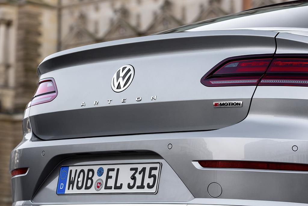 Volkswagen Arteon resimleri