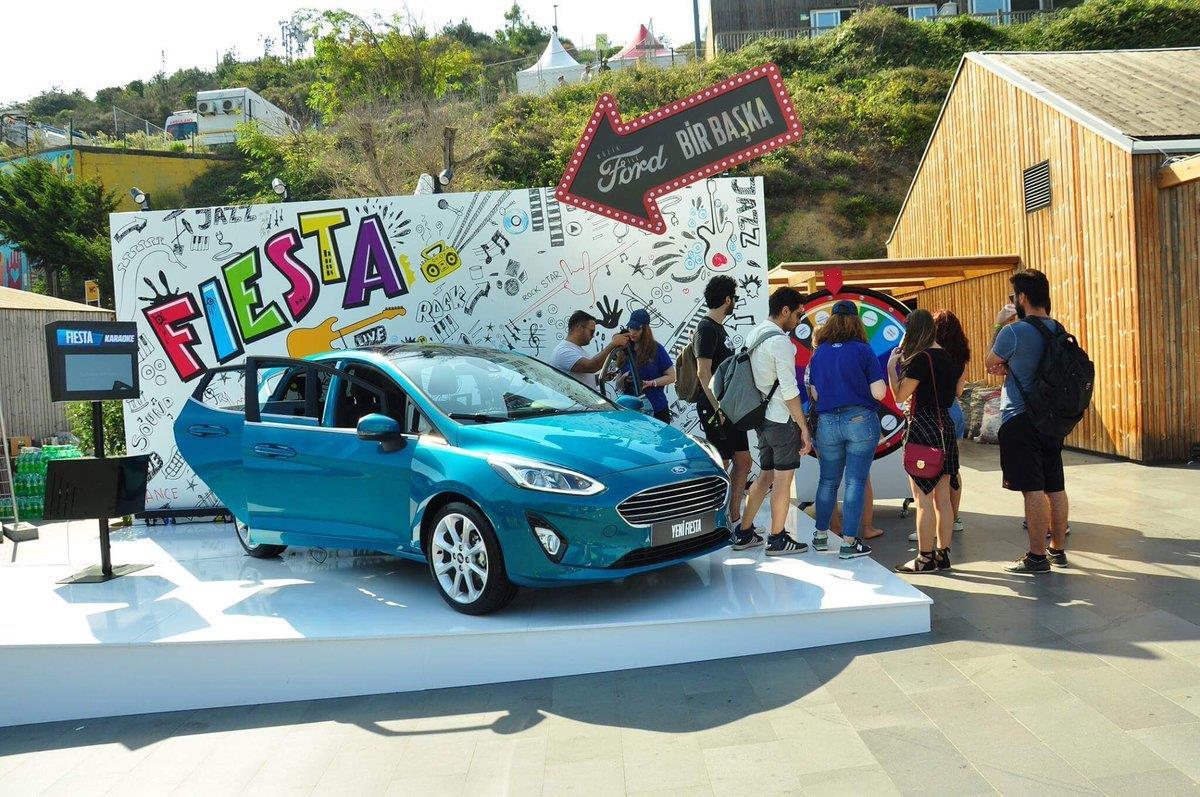 Ford Fiesta resimleri