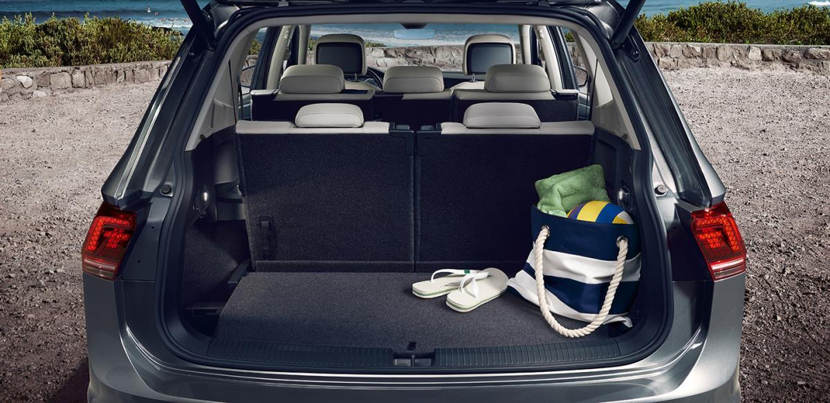 Volkswagen Tiguan Allspace resimleri