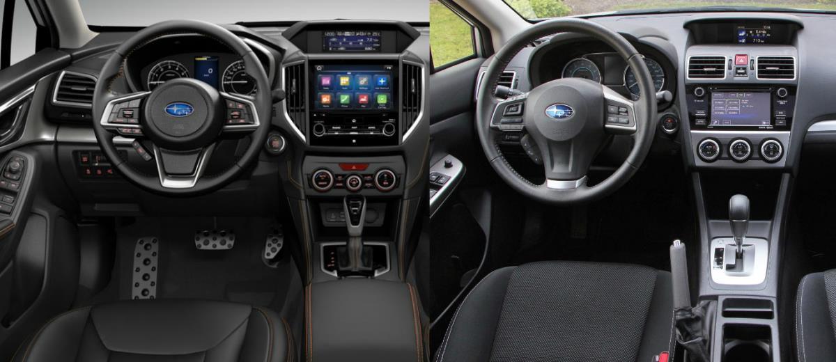 Subaru Yeni XV resimleri