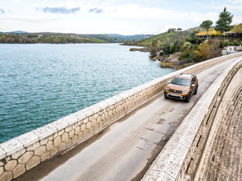 Dacia Duster resimleri