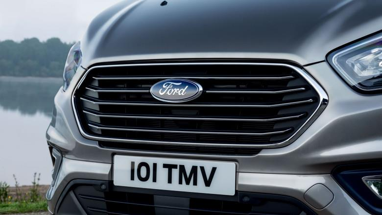 Ford Yeni Tourneo Custom resimleri
