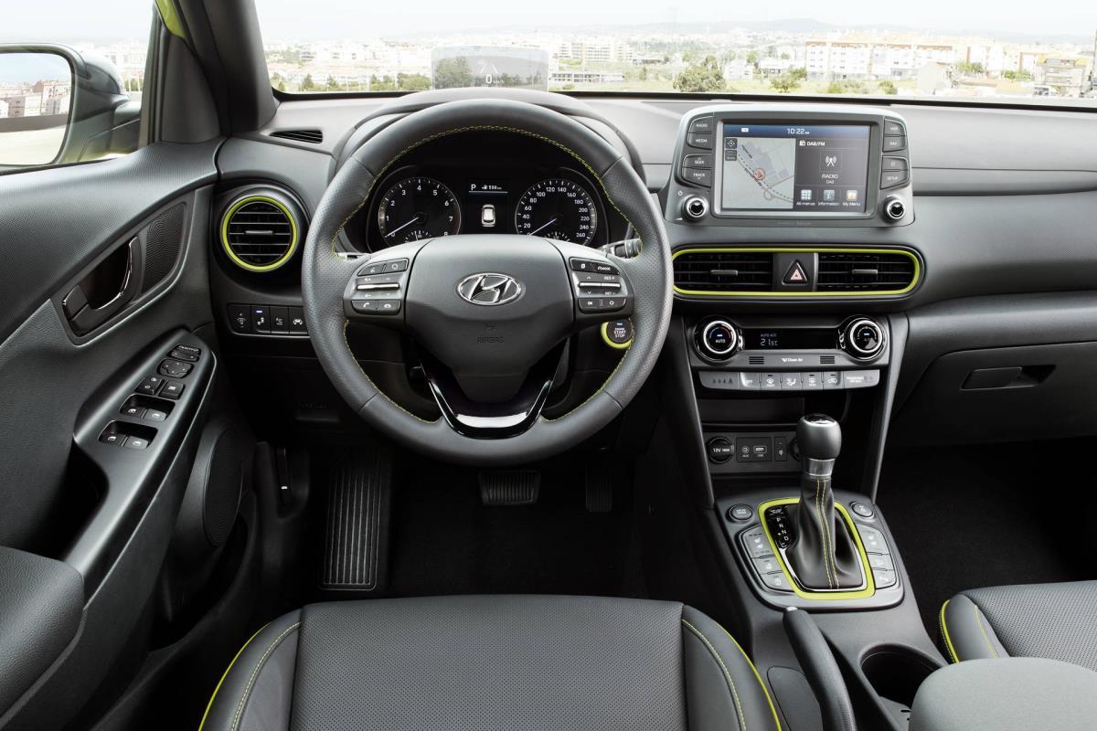 Hyundai Kona resimleri