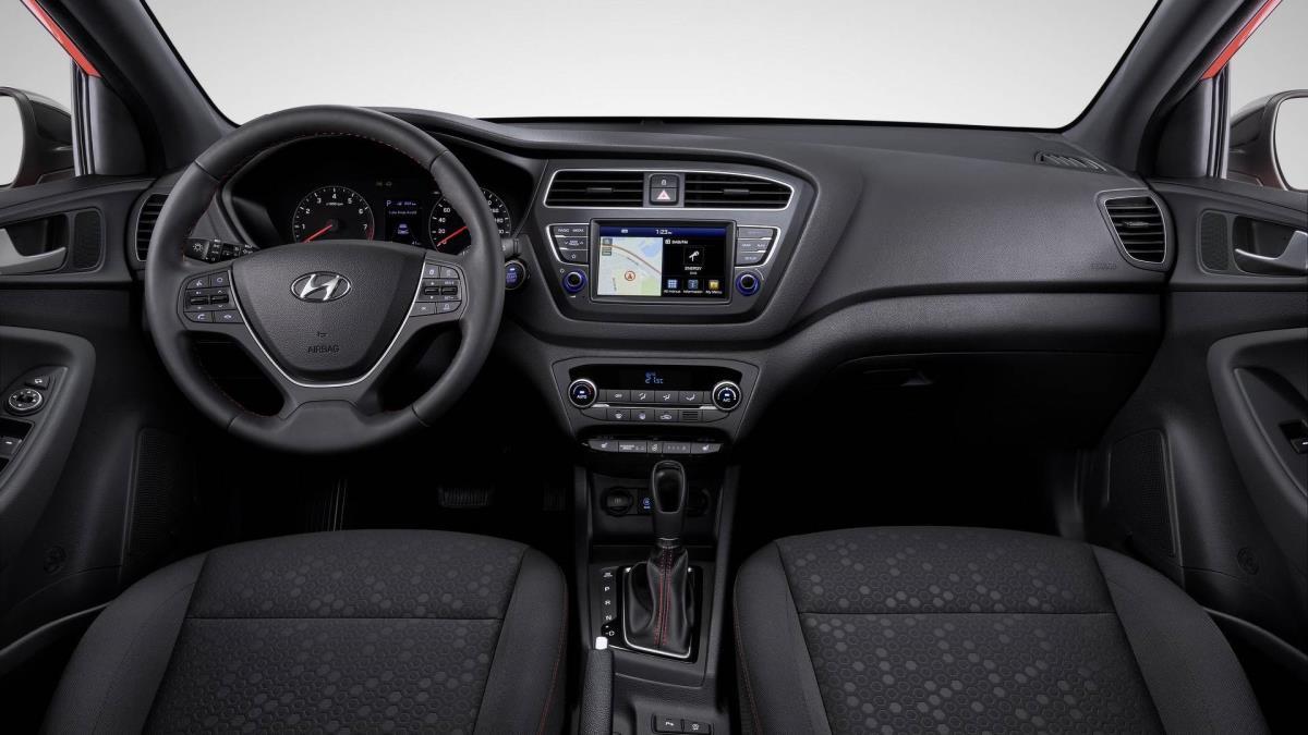 Hyundai Yeni i20 resimleri