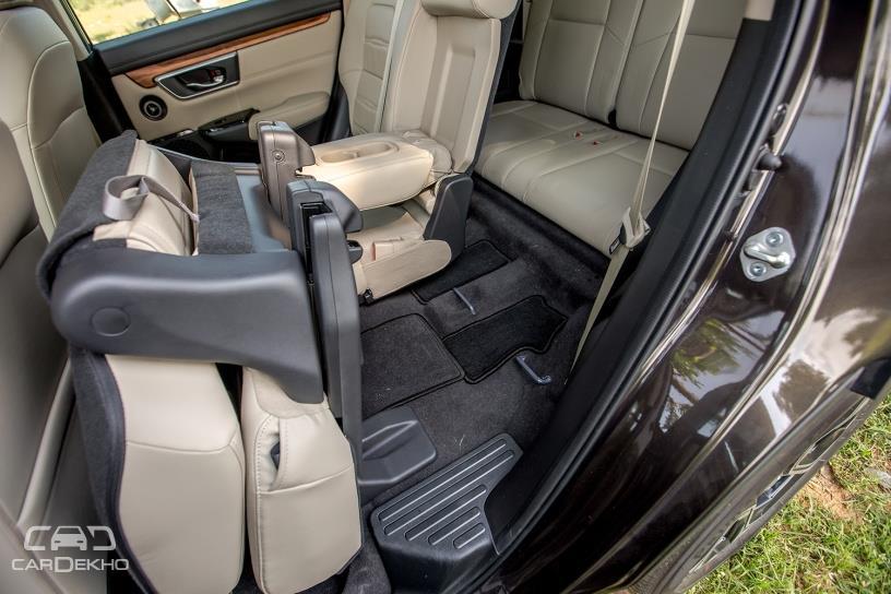 Honda CR-V resimleri