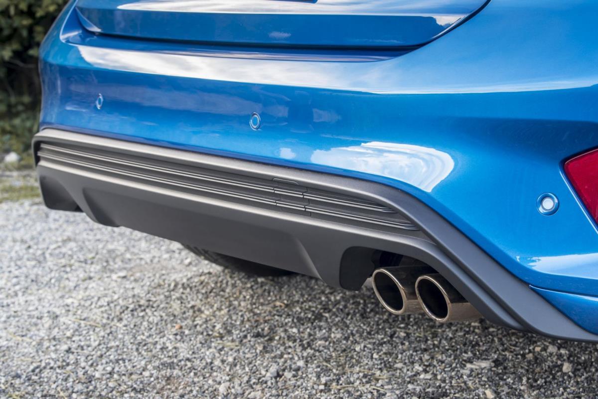 Ford Focus Hatchback resimleri