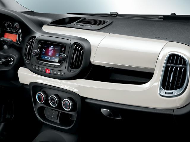 Fiat 500L Wagon resimleri